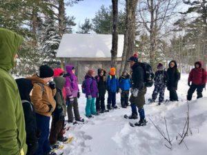 OAC Snow Shoe Hike