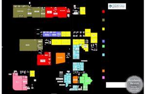 Wccc Campus Map.Campus Map Revision Aug 2018 Final W Ledger Pdf 11 X 17 Washington