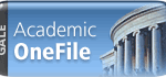 Gale Academic One Resources