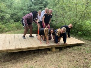 Low Ropes: Whale Watch