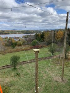 High Rope Scenic View