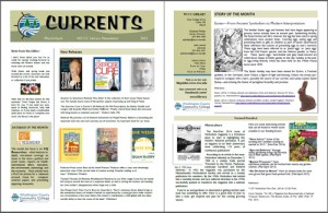 Library Newsletter Spring 2015