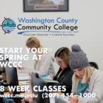 Spring 2021 8 Week Courses