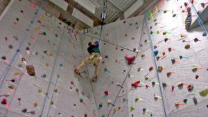 Rock Climbing Auto Belay